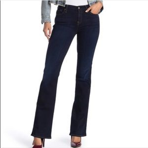 7 For All Mankind Mia Bootcut Jeans